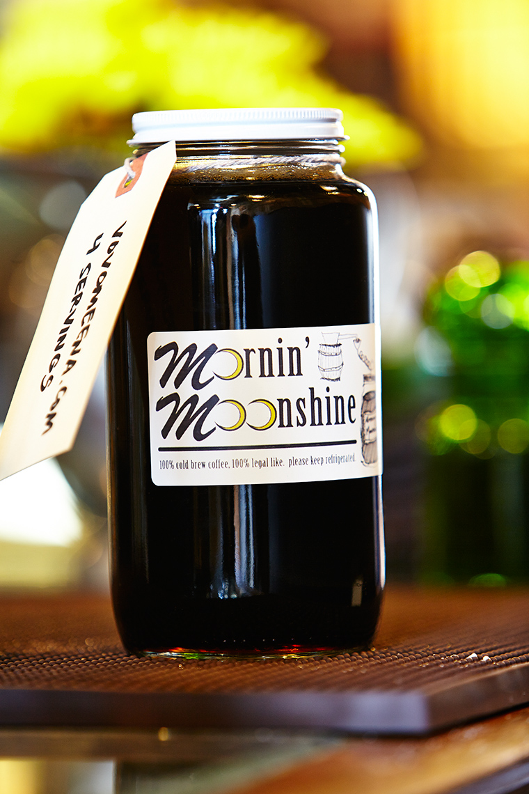 Morning Moonshine To Go